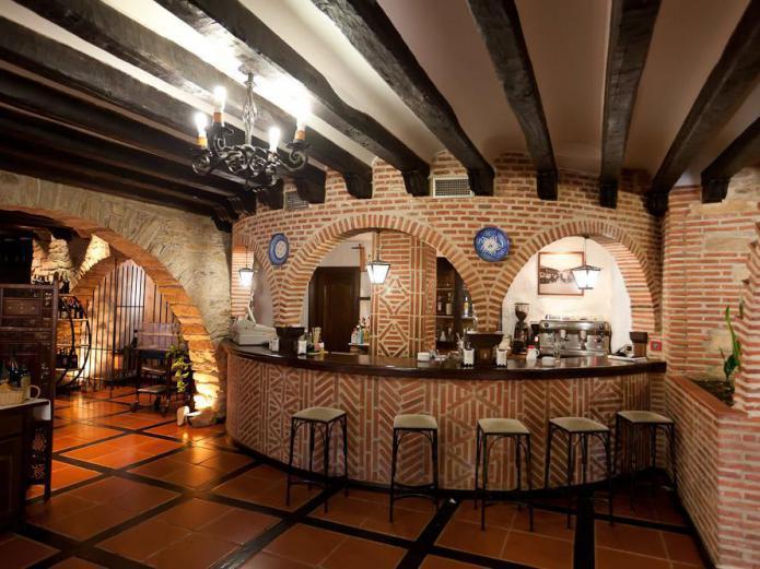 hotel dona teresa - Where to rest-Las Batuecas-Sierra de Francia