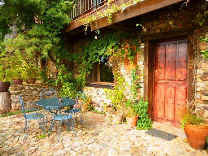 jardines del robledo - Where to rest-Las Batuecas-Sierra de Francia