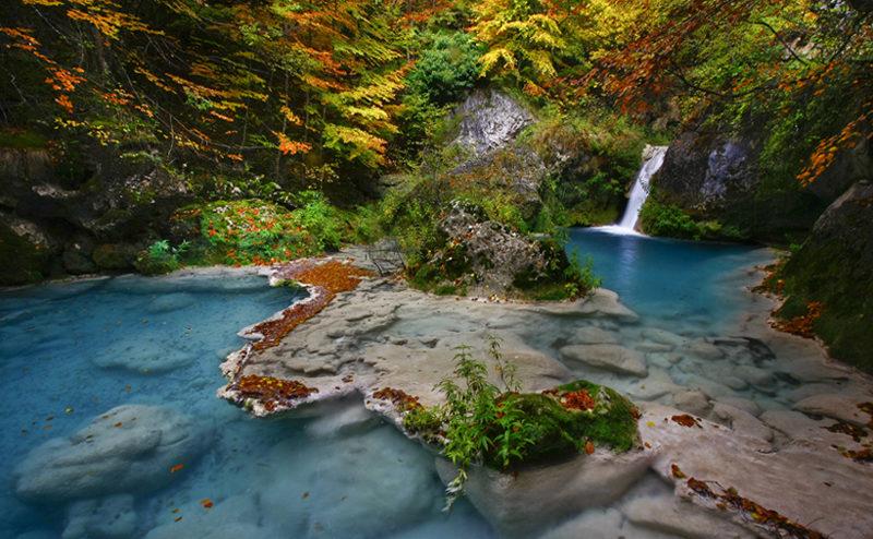 nacedero urederra e1588609584789 - Parque Natural Urbasa-Andía-Navarra-España