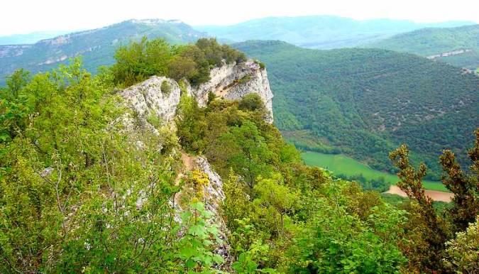parque natural izki alava - Parque natural de Izki-Basque country-Spain