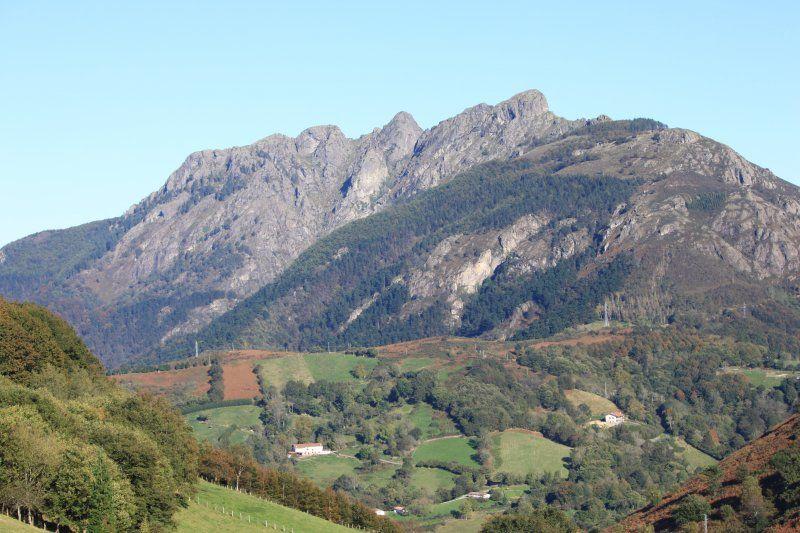 peñas de aya - Parque natural de las Peñas de Aya-País Vasco-España