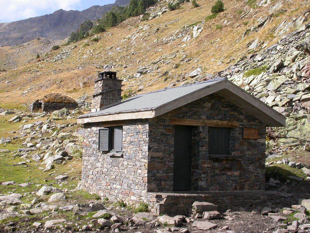 refugiangonella - Where to rest-Vall de Sorteny