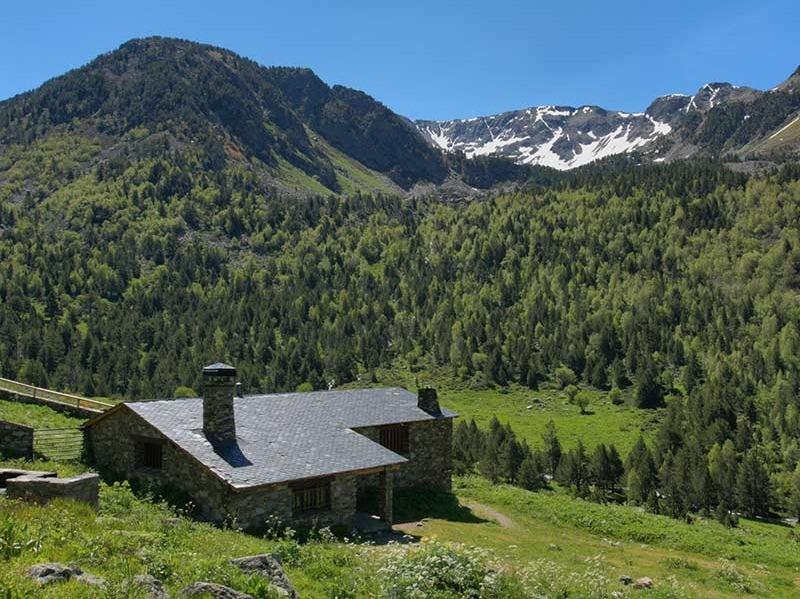 refugiobordadesorteny - Where to rest-Vall de Sorteny