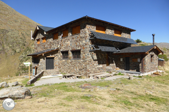 refugiocomapedrosa - Where to rest-Comapedrosa