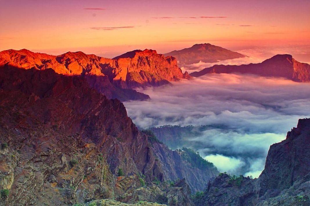 taburiente - La Caldera de Taburiente National Park-Canary Islands-Spain