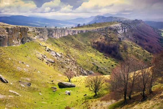 valderejoparquenatural - Parque natural de Valderejo-País Vasco-España