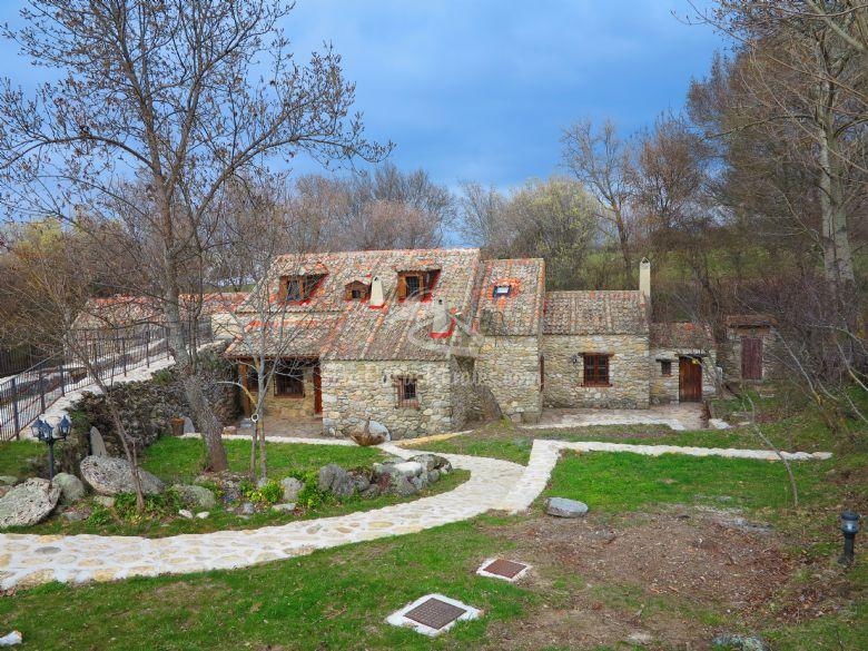 casa rural el molino - Where to rest-Sierra de Guadarrama
