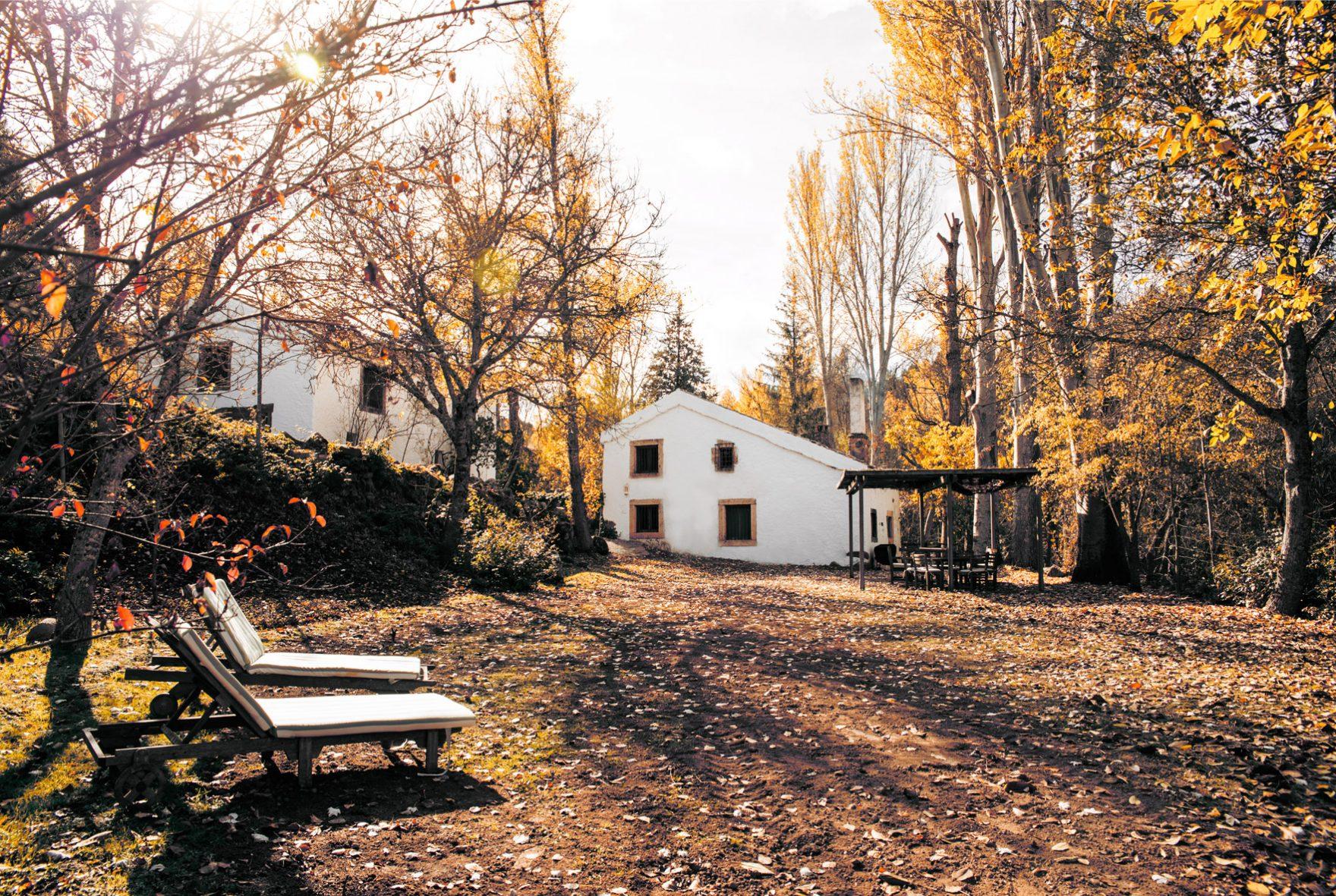el molino del feo - Where to rest-Sierra de Guadarrama