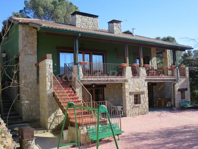 las casas de la estacion - Where to rest-Sierra de Guadarrama