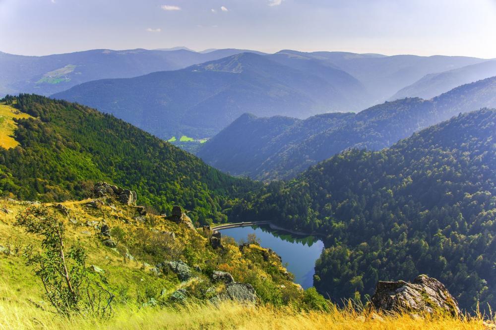 Vosges mountains - Parc Naturel Régional des Ballons de Vosges-Alsace-France