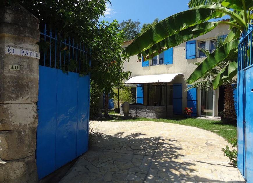 elpatio - Where to rest-Camargue