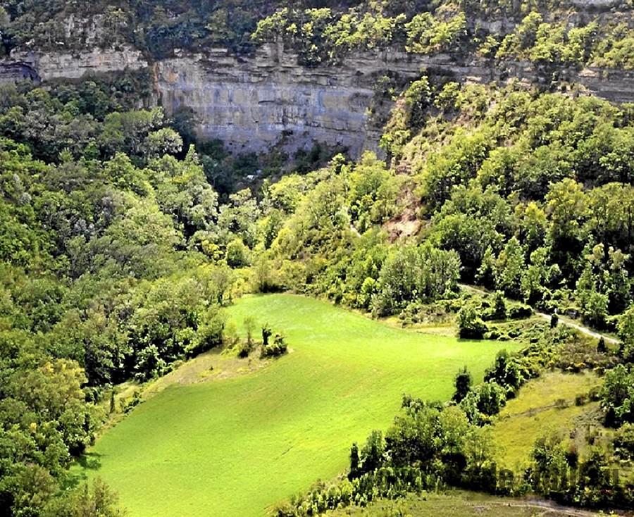 Grandes Causses - Parc Naturel Régional des Grandes Causses-Aveyron-France