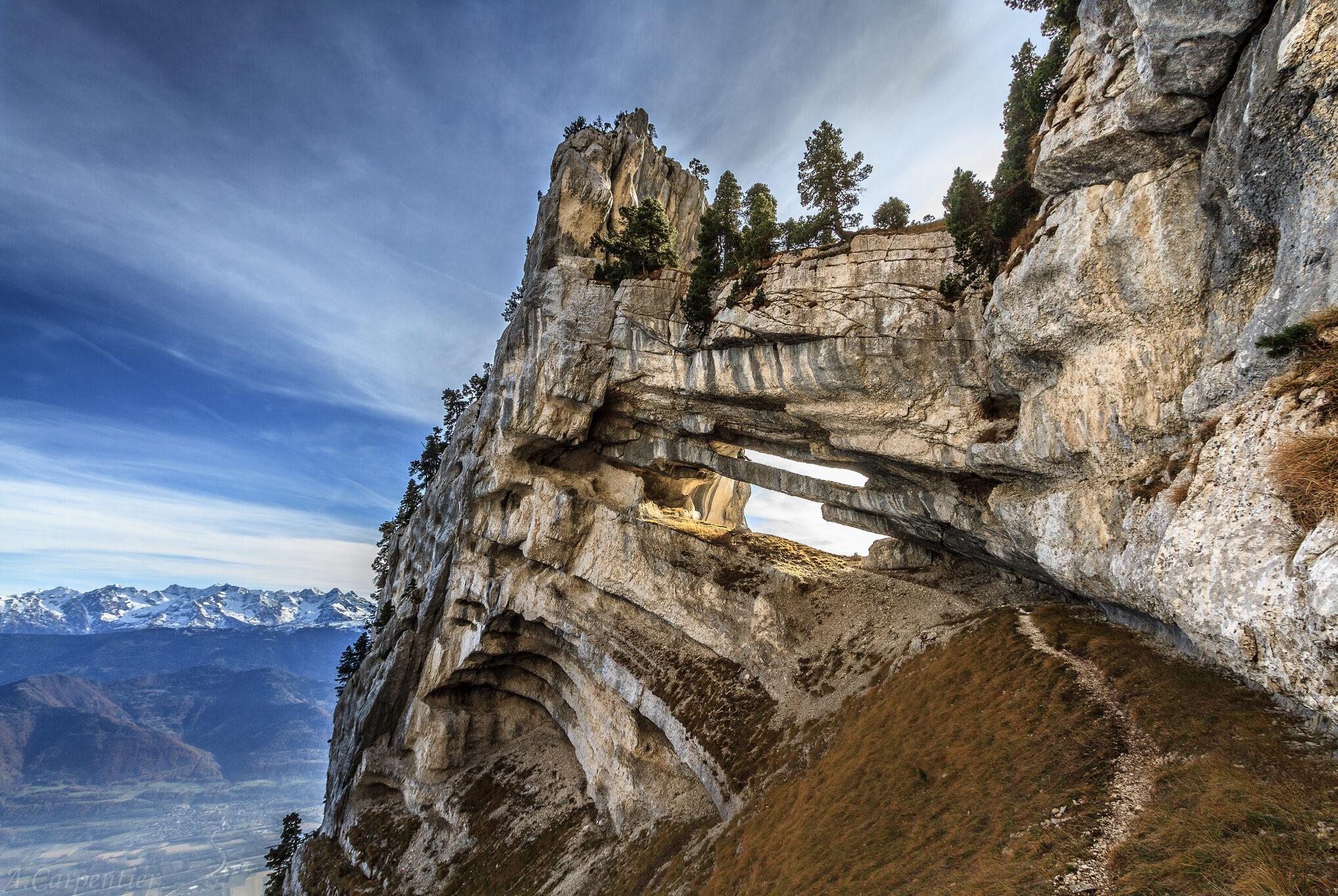 Tour Isabelle e1613417616805 - Parc Naturel Régional de la Chartreuse-Isère-Savoie-France