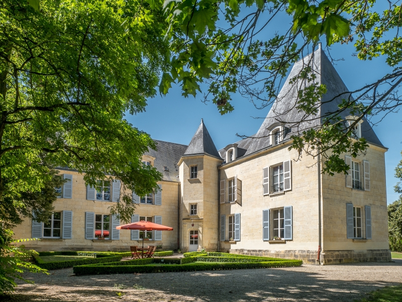 chateau isore - Where to rest-Loire Anjou