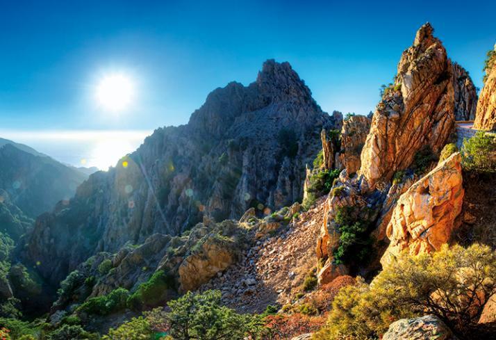 corcegaparque - Parc Naturel Régional de la Corse-Corsica
